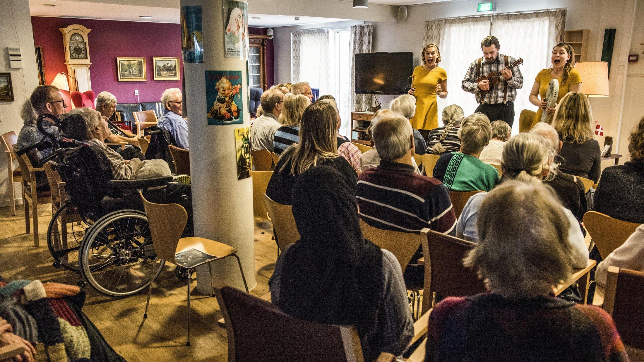 Teatergrad opfordrer publikum til at deltage i debatten om fremtidens scenekunst