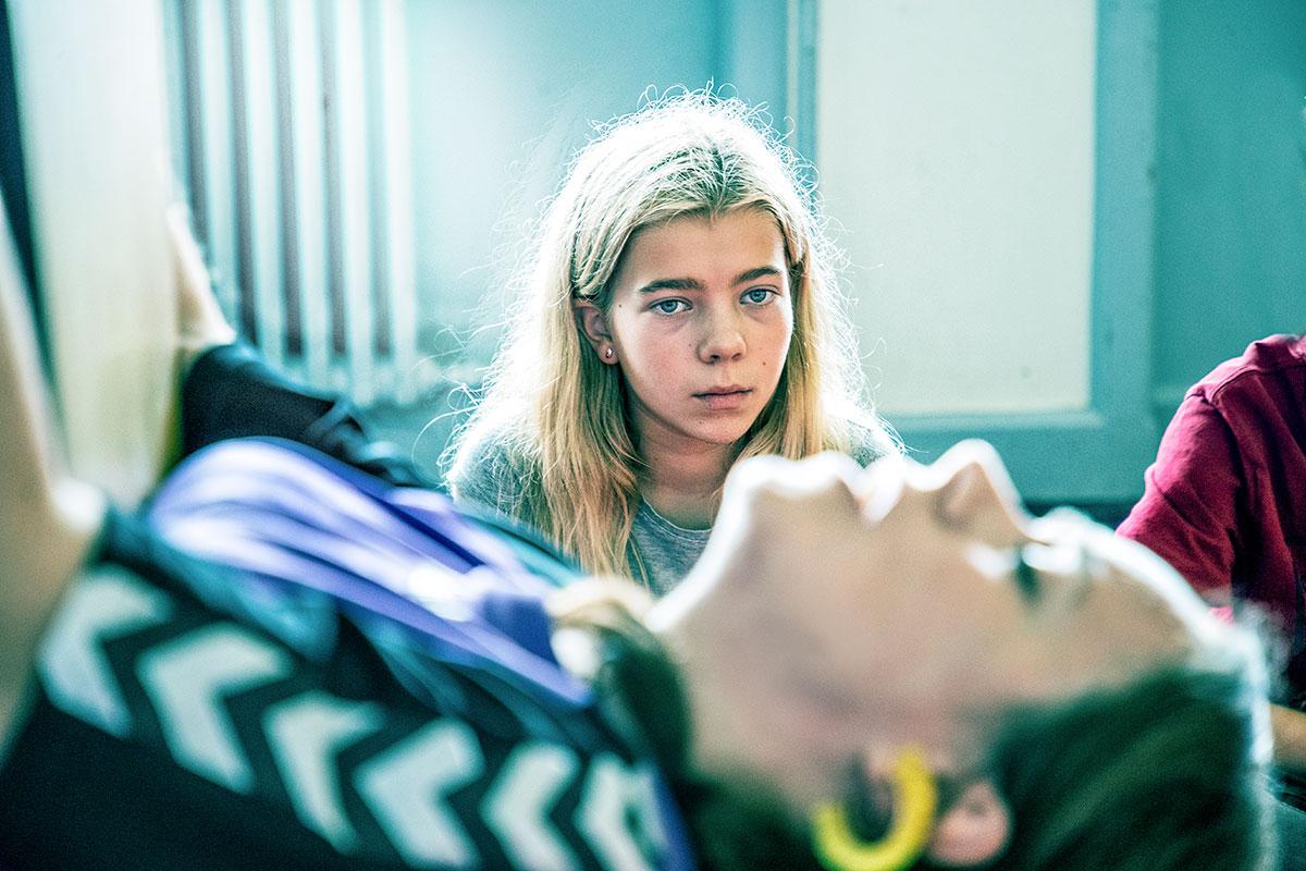 »Sorg – i børnehøjde« – Teatergrad – Foto af Per Morten Abrahamsen