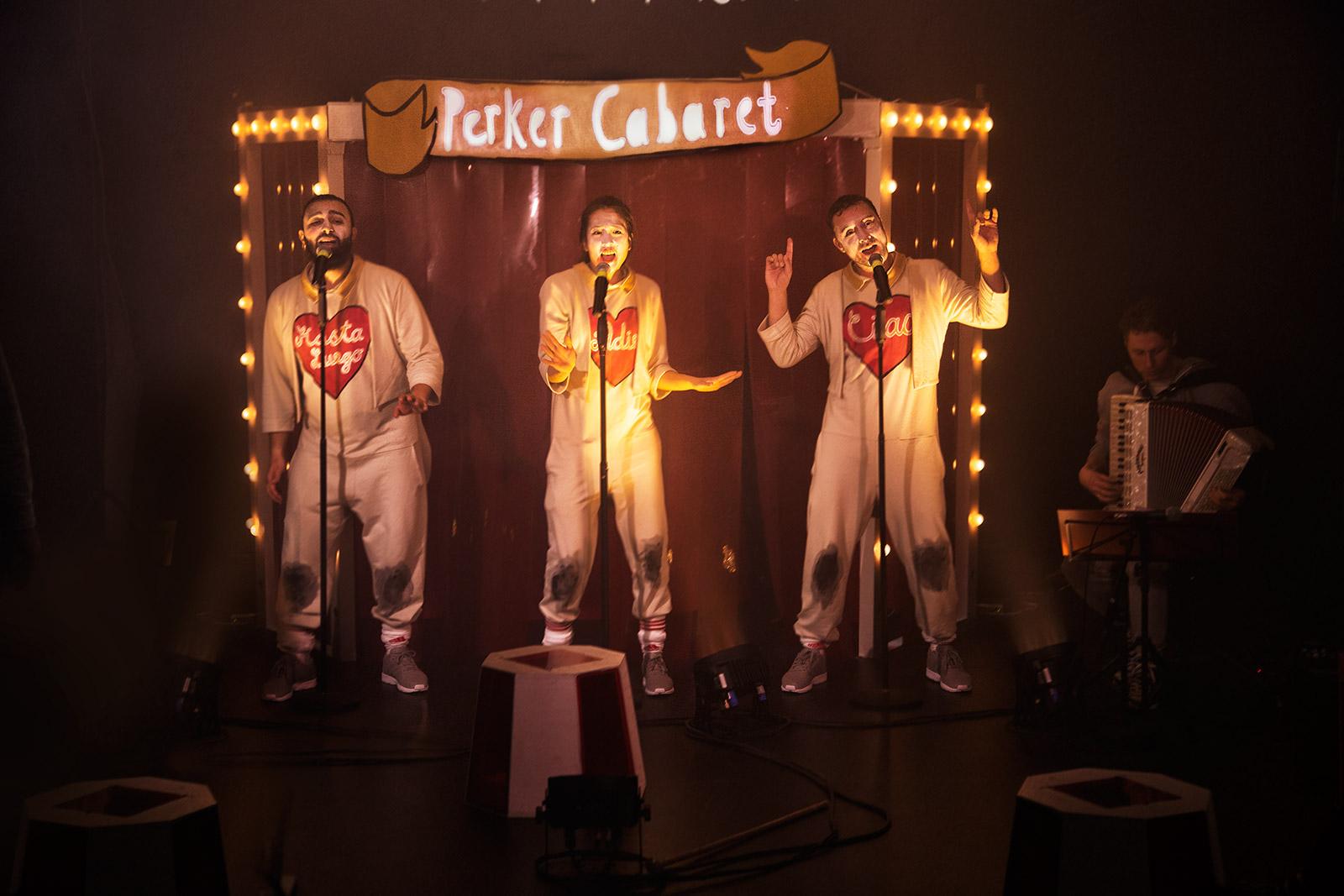 »Perker Cabaret« – Teatergrad – Foto af Per Morten Abrahamsen