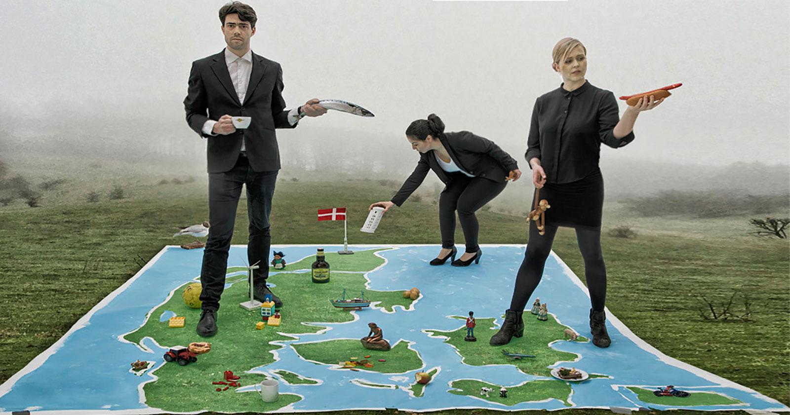 Danmark, mit fædreland