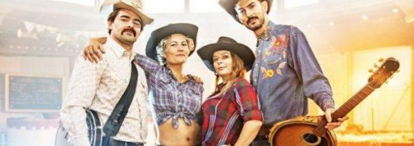 Der er et nyt country-band i byen!